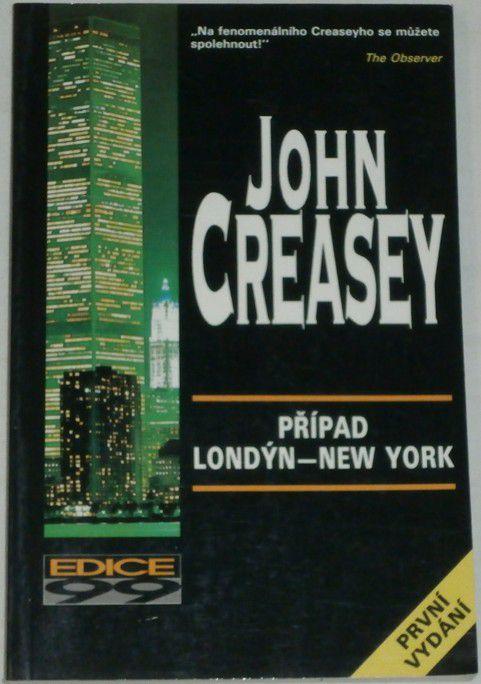 Creasey John - Případ Londýn-New York