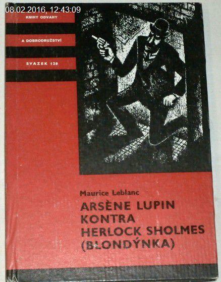 Leblanc Maurice - Arséne Lupin kontra Herlock Sholmes