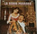 LP Giovanni Pergolesi - La Serva Padrona