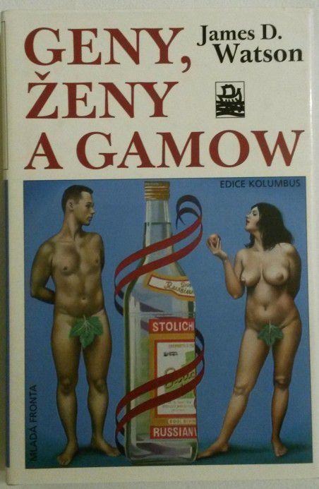 Watson James D. - Geny, ženy a Gamow