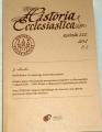 Historia Ecclesiastica ročník III.  2012 č. 2