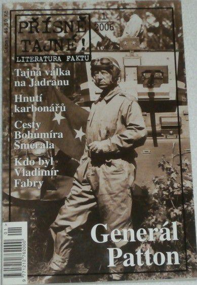 Přísně tajné! 1/2006 Generál Patton
