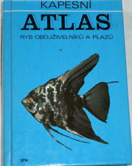 Štěpánek Otakar - Kapesní atlas ryb, obojživelníků a plazů