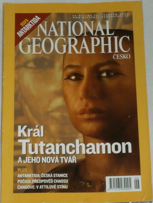 National Geographic - červen 2005