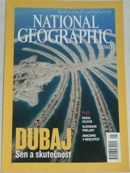National Geographic - leden 2007