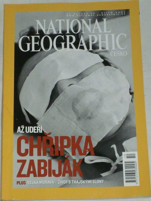 National Geographic - říjen 2005