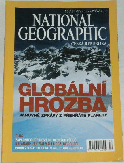 National Geographic - září 2004