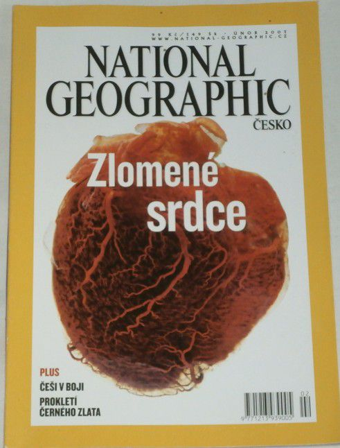 Natonal Geographic - únor 2007