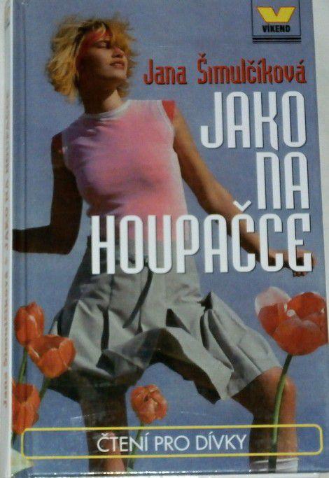 Šimulčíková Jana - Jako na houpačce