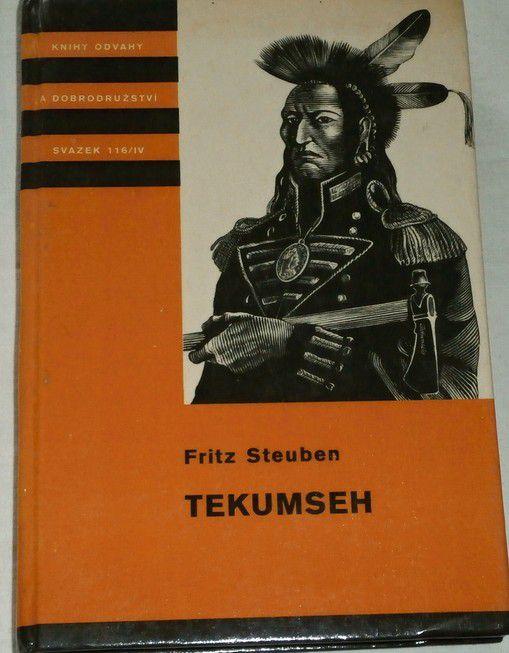 Steuben Fritz - Tekumseh 4. díl (KOD sv. 116/IV)
