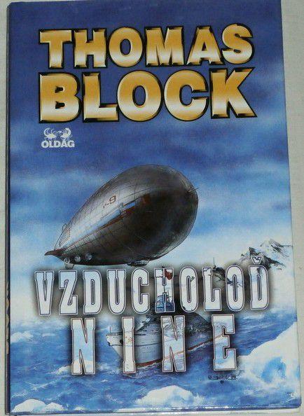 Block Thomas - Vzducholoď Nine