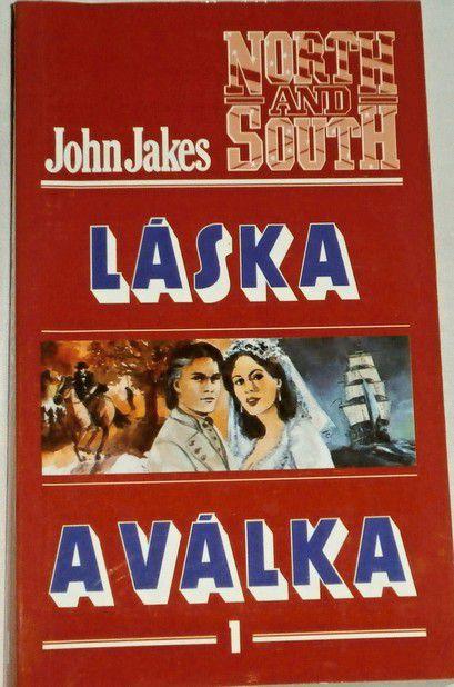 Jakes John - Láska a válka 1. díl