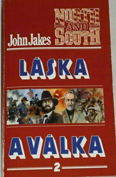 Jakes John - Láska a válka 2. díl