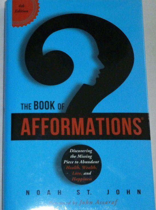 John Noah St. - The book of afformations