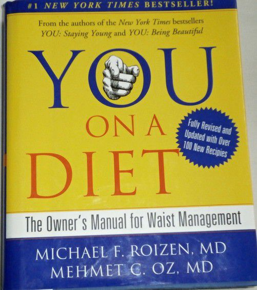Roizen Michael F., Oz Mehmet C. - You On a Diet - The Owner's Manual for Waist Management