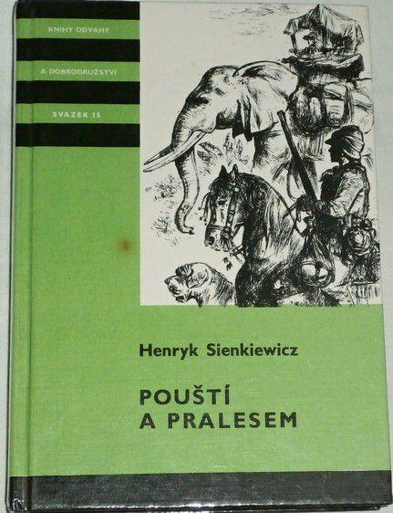 Sienkiewicz Henryk - Pouští a pralesem (KOD 15)