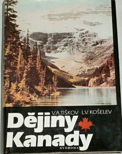 Tiškov V. A. - Dějiny Kanady