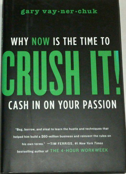 Vaynerchuk Gary - Crush it!
