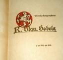 Vězeňská korespondence Karla Stanislava Sokola z let 1893 - 1895