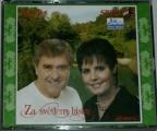 4 CD Eva a Vašek -  Růže řeknou víc 2. Za světlem lásky