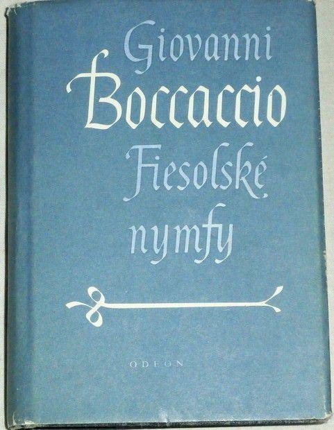 Boccaccio Giovanni - Fiesolské nymfy