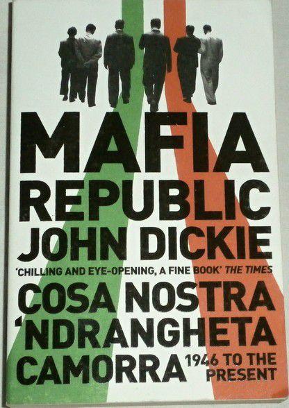 Dickie John - Mafia republic