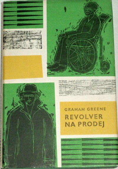 Greene Graham - Revolver na prodej