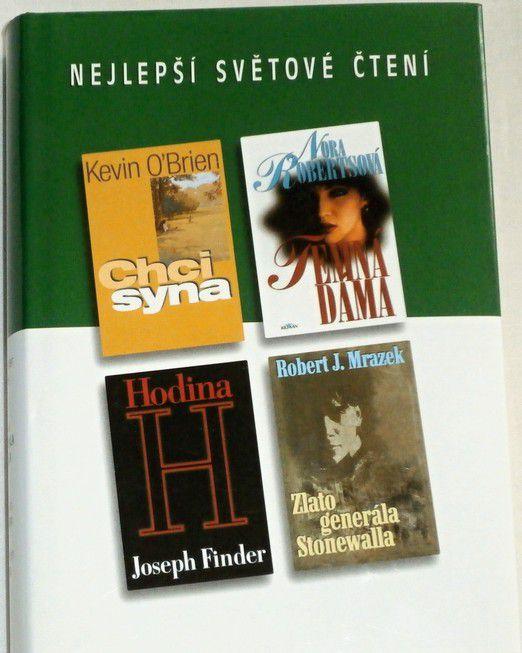 Nejlepší světové čtení - O´Brien, Robertsová, Mrazek, Finder