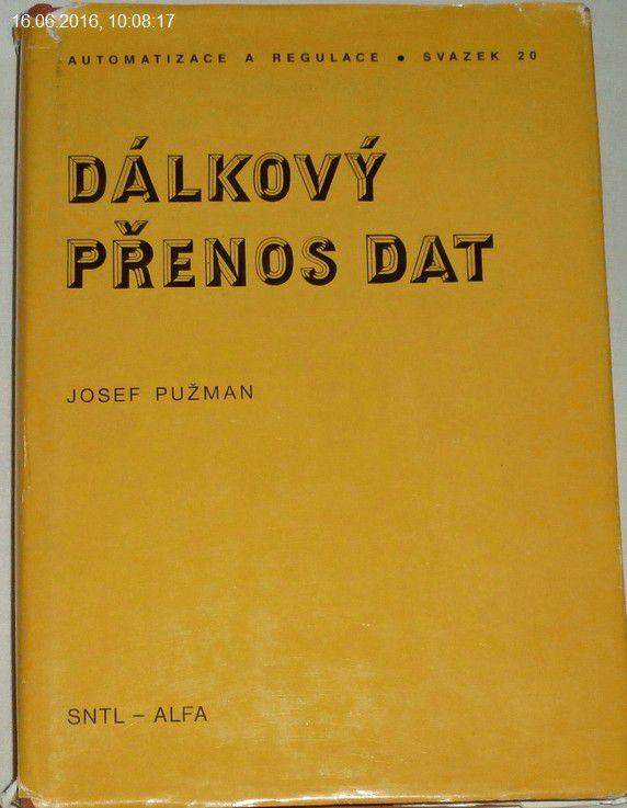 Pužman Josef - Dálkový přenos dat