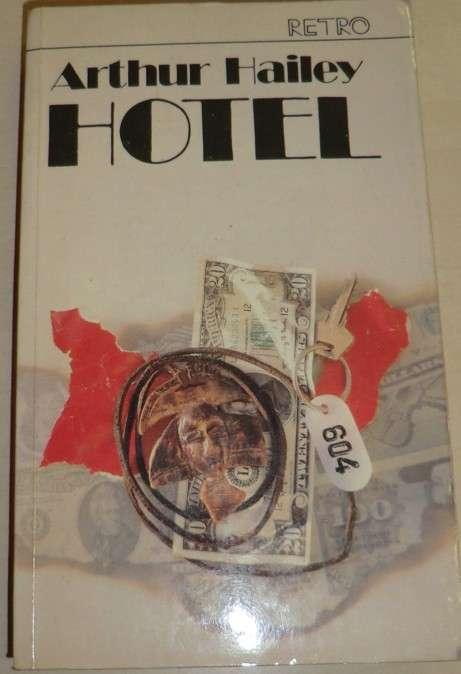 Hailey Arthur - Hotel