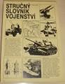 Svoboda Oldřich - Stručný slovník vojenství