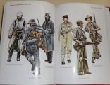 Mollo, McGregor - Vojenské stejnokroje druhé světové války (pozemní vojsko)