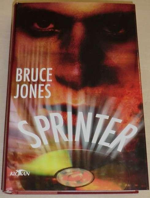 Jones Bruce - Sprinter