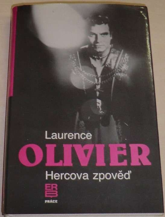 Olivier Laurence - Hercova zpověď
