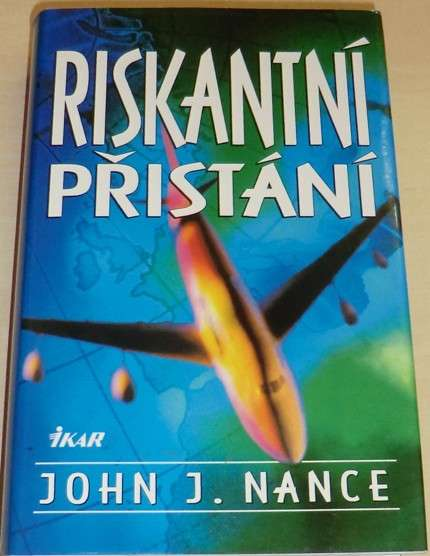 Nance John J. - Riskantní přistání
