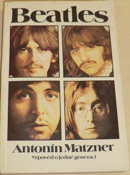 Matzner Antonín - Beatles