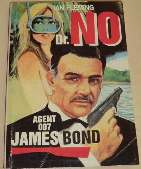 Fleming Ian - Dr. NO Agent 007 James Bond