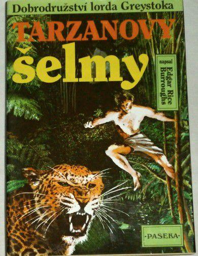 Burroughs Edgar Rice - Tarzanovy šelmy
