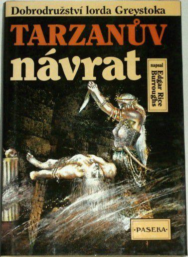 Burroughs Edgar Rice - Tarzanův návrat