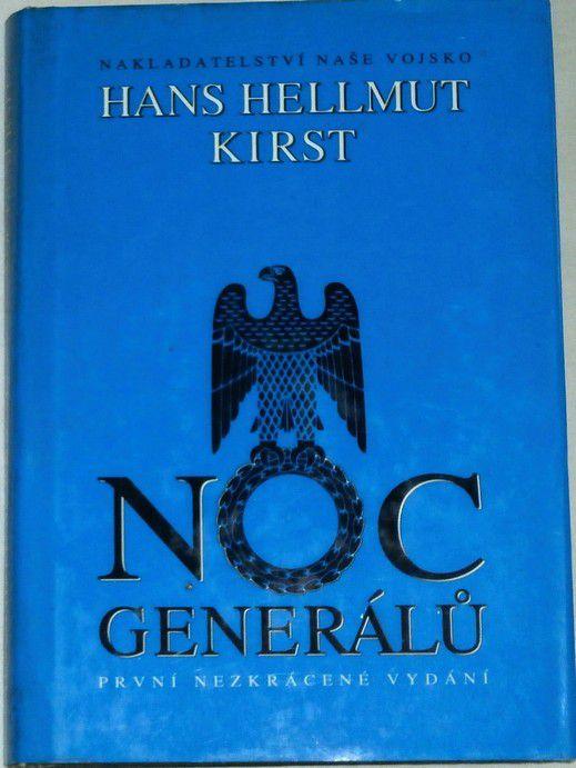 Kirst Hans Hellmut - Noc generálů