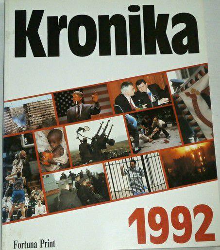 Kronika 1992