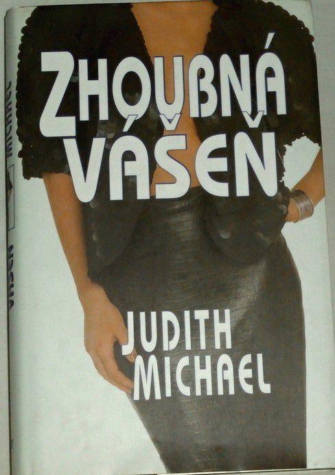 Michael Judith - Zhoubná vášeň
