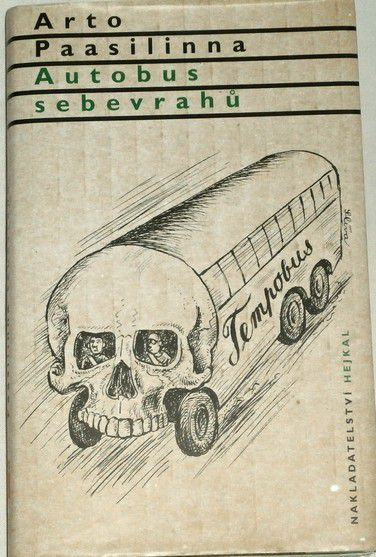 Paasilinna Arto - Autobus sebevrahů