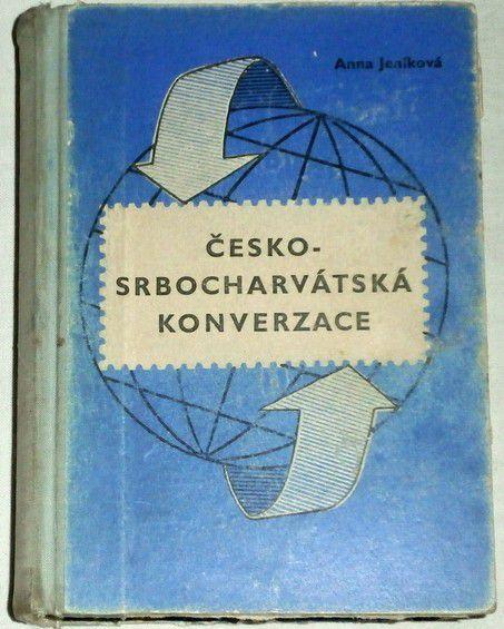 Jeníková Anna - Česko-srbocharvátská konverzace