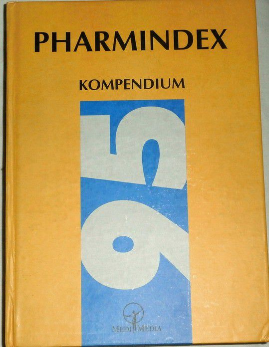 Pharmindex kompendium 1995