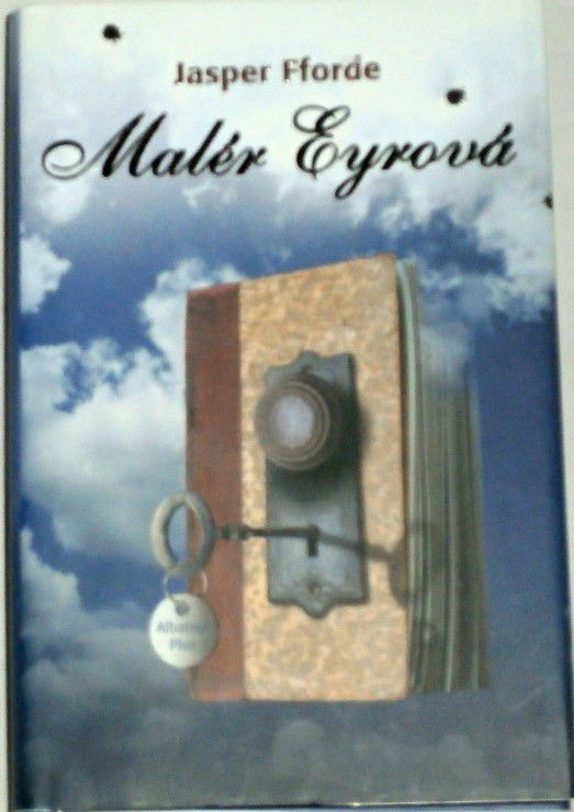 Fforde Jasper - Malér Eyrová