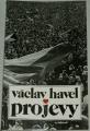 Havel Václav - Projevy