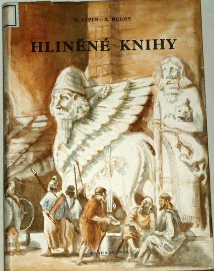 Lipin L., Belov A. - Hliněné knihy