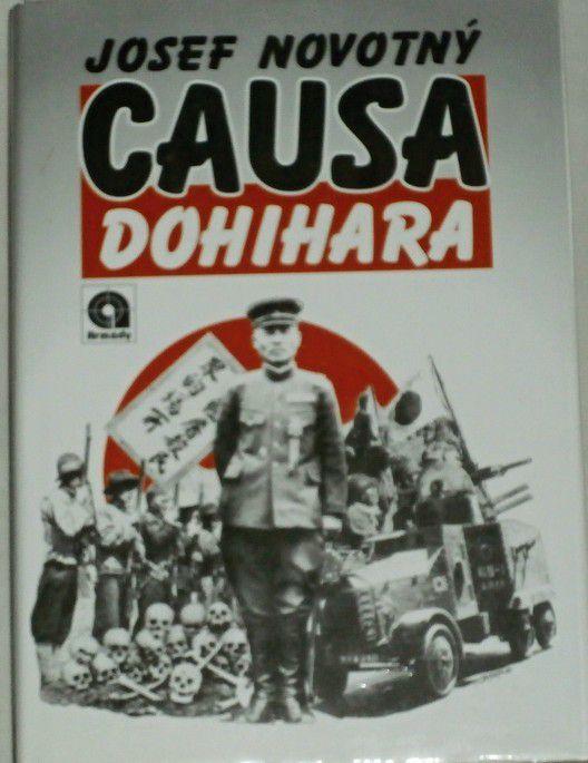 Novotný Josef - Causa Dohihara