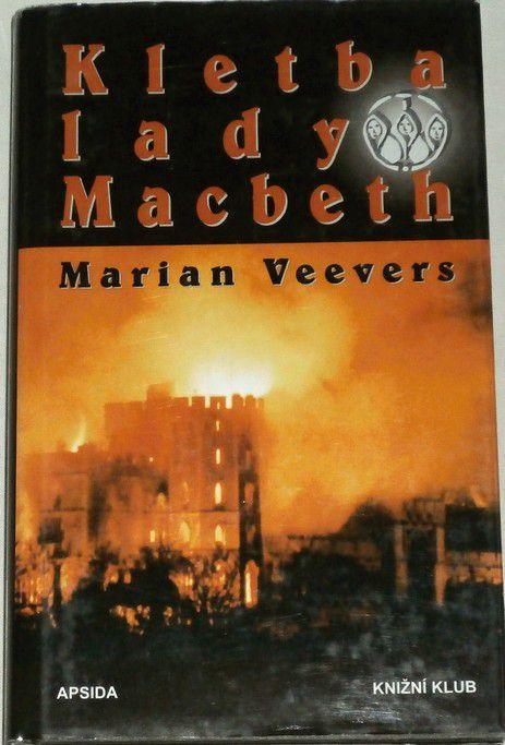 Veevers Marian - Kletba lady Macbeth